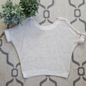 American Eagle Slub Sweater